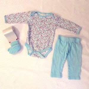 4 Piece Outfit for Girls NWOT